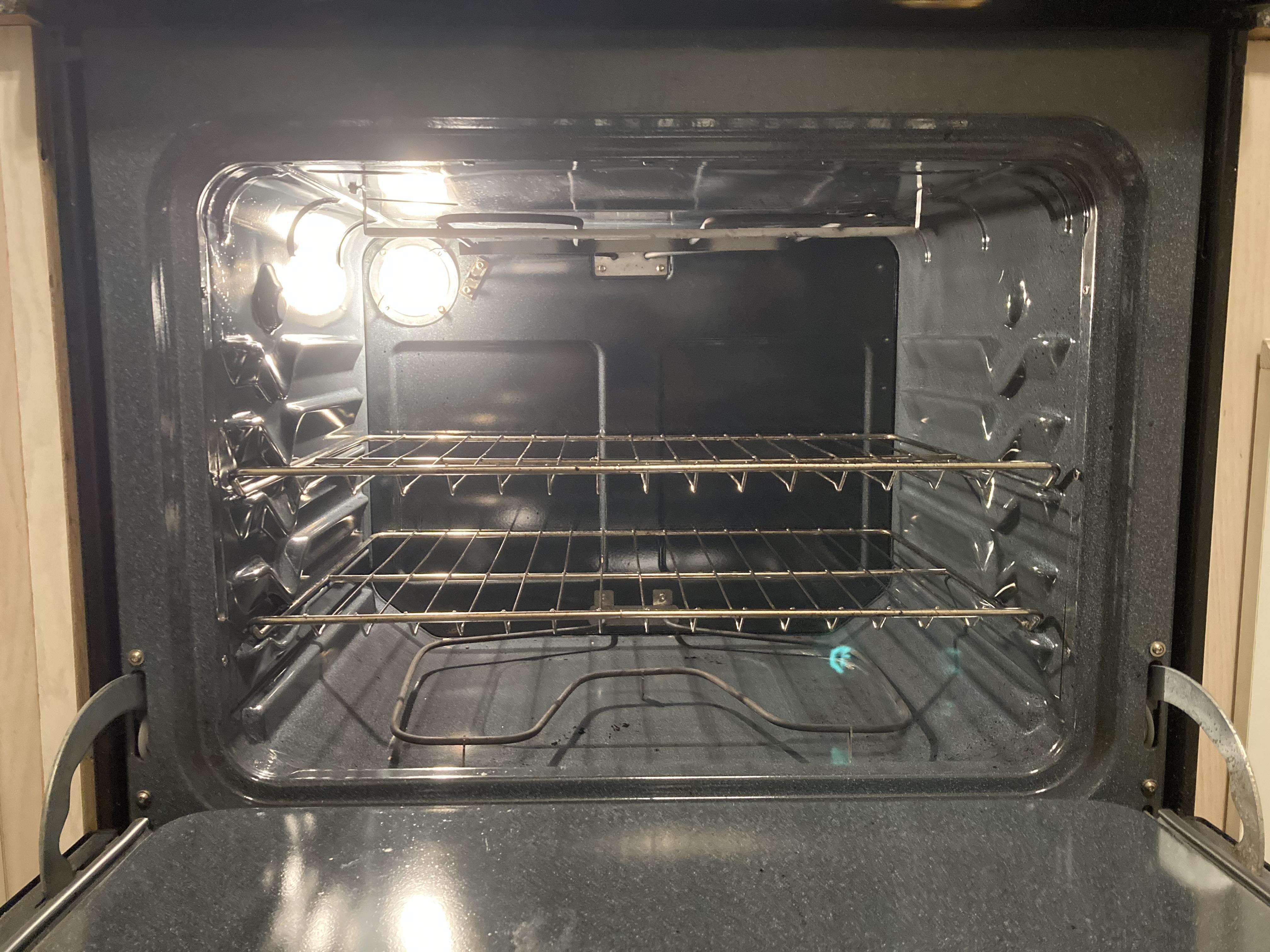 Este es mi horno